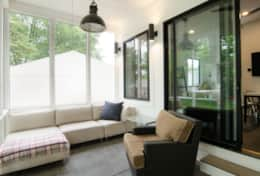 Apartment- Screened Porch