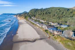 Situated on the beautiful Oregon coast