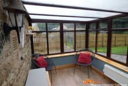 Rear Conservatory