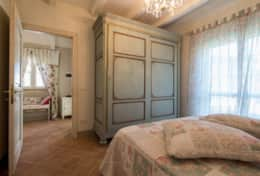 Cortona Limona, bedroom