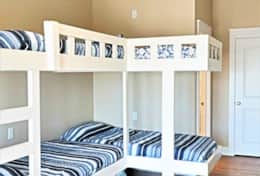 Bunk room - 1st level