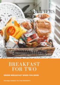 Saver Rate Breakfast & Bubbly Included