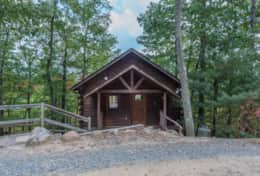 Front View Cabin 4
