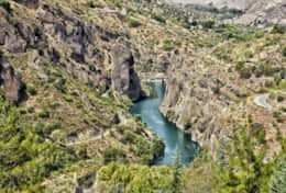 Marvelous hiking trails in the Province of Granada.