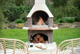 Sunday House Pizza Oven