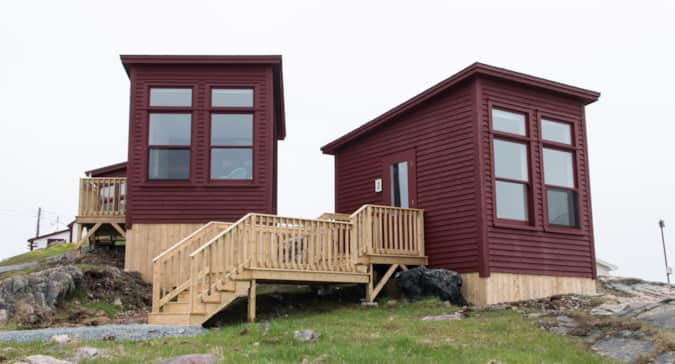 Miraculous Glamping Grounds Eco Friendly Pod 1 Camping In Bonavista Interior Design Ideas Philsoteloinfo