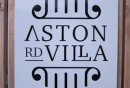 Aston Road Villas Private entrance to Bed & Breakfast