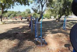 Outdoor Gym Agii-apostoli park 2