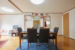 Dining room best family stays in Tokyo | Tokyo Family Stays|