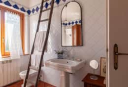 La Casella, bathroom