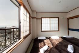 nozawasnow triple room