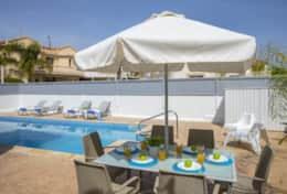 Nissi Beach Holiday Villa