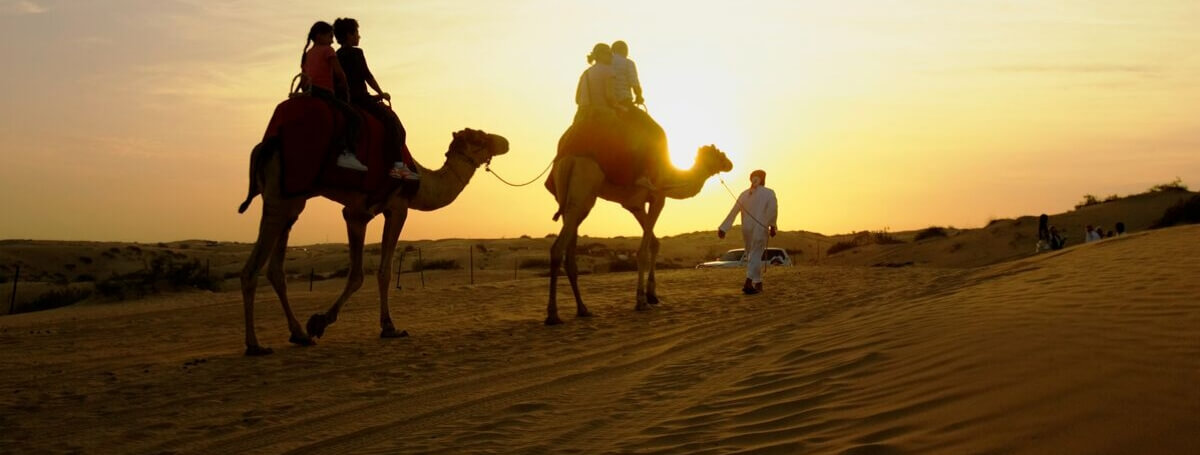 Bedouin Tour in the Dubai Desert provided by Quintessential Quarters