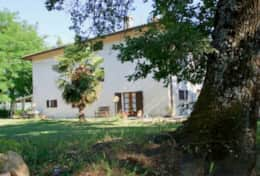 La Villa estate for holidays in Umbria