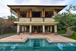 Villa Nandini Bali Sumberkima Hill Private Villa Retreat
