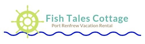 Fish tales cottage vacation rental, port renfrew, BC
