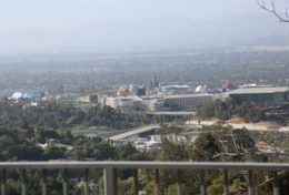 You can actually see Universal Studios from the balcony!