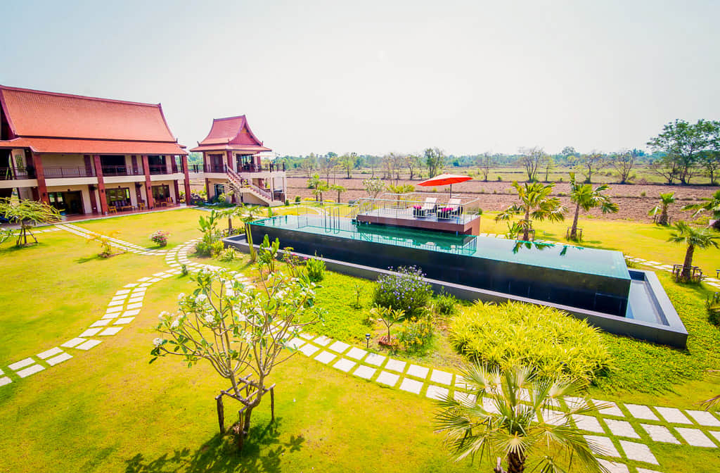Nakara Villa Udon Thani - Swimming Pool