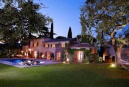 Luxury villa in Mougins for short or long term rentals