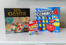 Family Games provided