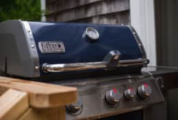 New Weber Grill