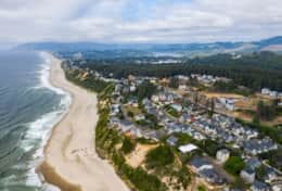 Enjoy the best that the Oregon Coast has to offer at Olivia Beach!