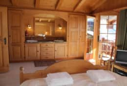 Main Chalet Bedroom One