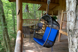 Handging chair Treehouse 3