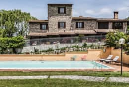 Casale Assisi, picture by Fabio Mercanti | Luxury holiday villa near Assisi