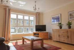 Lounge, Camstay Townhouse, Cambridge