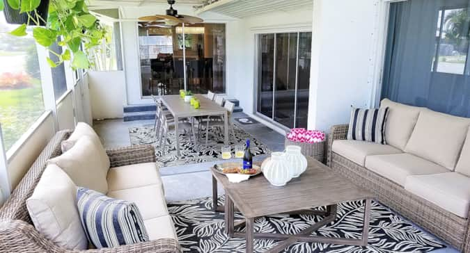 POSHPADZ Bahama Bay Walk Villa Singer Island Beach