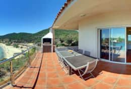 location villas fautea villa capo di stelle barbecue