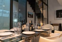 Dining Azabu House| amazing location| best family stays in Tokyo |Tokyo Family Stays|