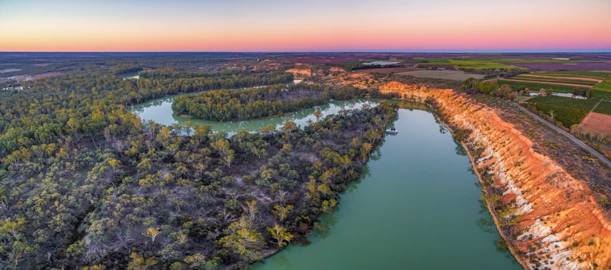 A trip to the Murray River is a must-do