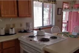cabin 15 honeymoon cottage kitchen dining room