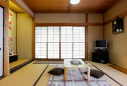 Sitting room (Futons available)  Gotanda House| Tokyo Family Stays |Spacious | Family Friendly