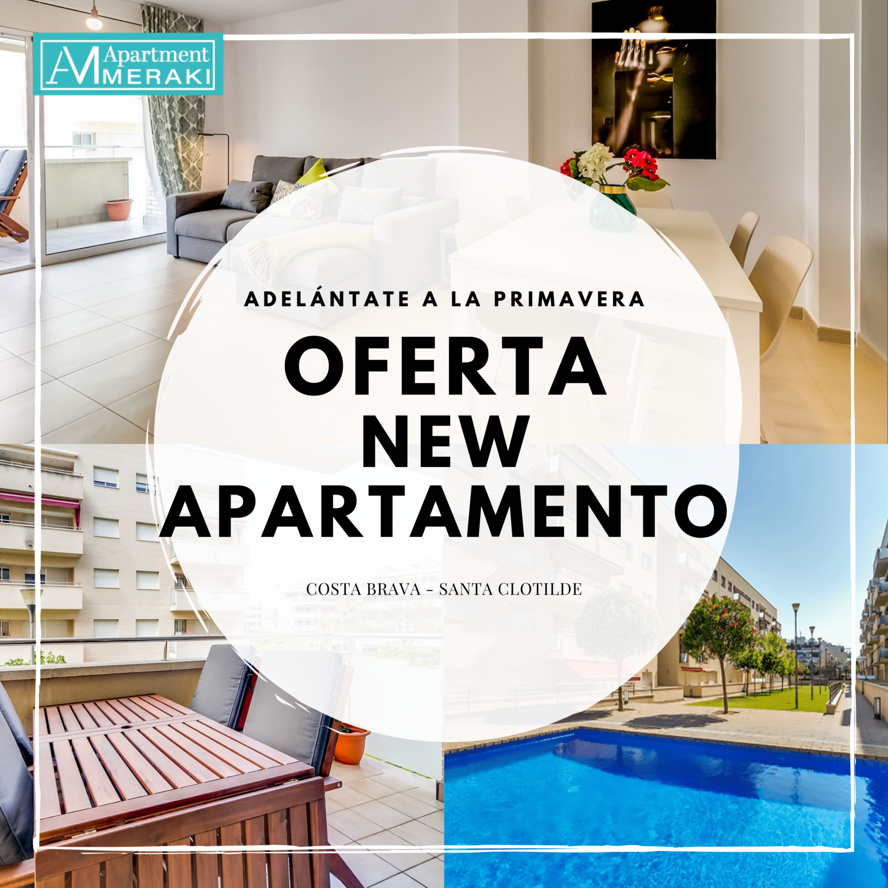 Apartment Meraki-Promo exclusiva vacacional Costa Brava Playa