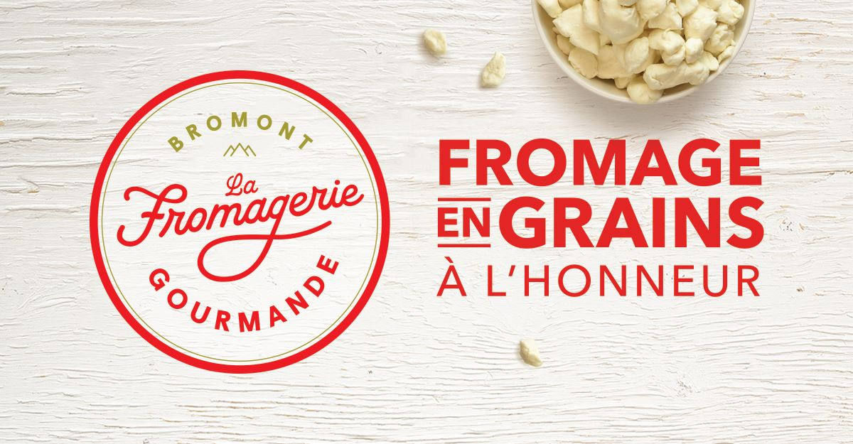 Grain Cheese and Pizza at La Fromagerie Gourmande!