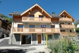 Vaujany Ski Chalets, self catered Chalet Galbert