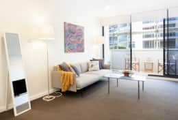 The Shelley - Spacious Barangaroo Studio Apartment