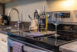 Kitchen with Wine - The Bons Amis Suite