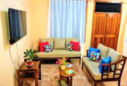 Villa 1 | Living Room | Television | Family Time