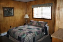 cabin 10 sleeping room