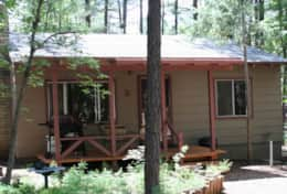 Nothwoods Cabins 2  2bd-1bth 800sf