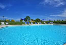 BORGO AJONE - PISCINA - VACATION RENTAL - TUSCANY  (5)