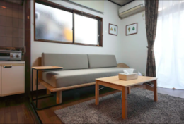 Living space Shinjuku Family House| Tokyo Family Stays |Spacious |