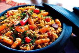 Enjoy typical Spanish food to please your culinary desires!