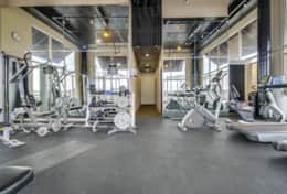 Building Amenities - Gym