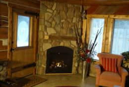 1 of 2 fire places