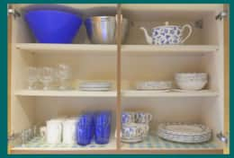Kitchen-Crockery